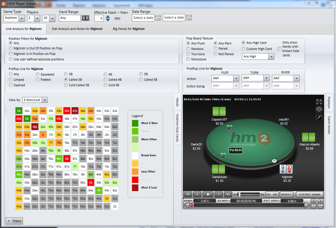 Holdem manager mac download free